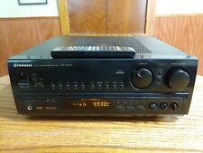 Pioneer VSX- D603S 5.1 Channel Dolby Pro Logic 420 Watt AV Receiver