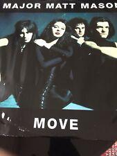 "Major Matt Mason ""Move"" vinyl single"