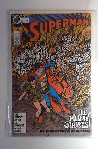 Superman #5 DC Comics (1987) VF+ 1st Print Comic Book