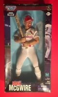 St. Louis Cardinals Mark McGwire STARTING LINEUP MLB Baseball Doll Figure Vtg 99