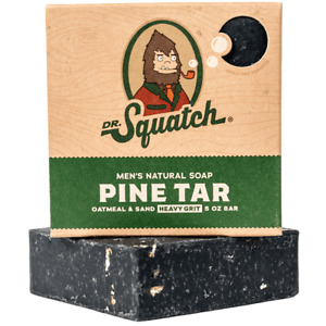 Dr. Squatch You Pick Your Soap Optional Soap Saver Pouch 5 oz - Free Shipping