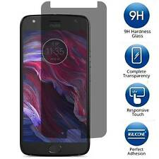 [2-PACK] Privacy Anti-Spy Tempered Glass Screen Protector For Motorola Moto X4