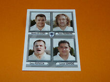 N°499 RACING-METRO 92 PANINI RUGBY 2007-2008 PRO D2 FRANCE