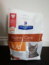 HILL'S PRESCRIPTION Diet Feline k/d Kidney Care Chicken Dry Pet Cat Food