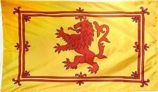 "18"" x 12"" POLYESTER SCOTTISH ROYAL STANDARD RAMPANT LION FLAG OF SCOTLAND"