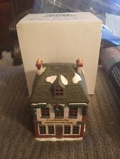 Dept. 56 Heritage Village Collection Fezziwig's Warehouse #6500-5