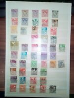 Alliierte Besetzung Briefmarken Sellos Stamps Timbres Konvolut