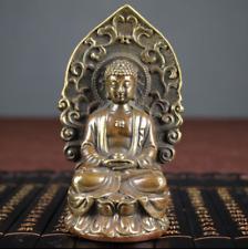 China antique bronze Buddha