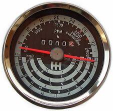 Traktormeter passend für IHC rechts drehend bis 34 km/h Schlepper