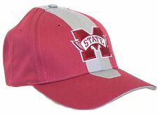NCAA Officially Licensed Mississippi State University Bulldogs Adjustable Embroi