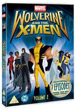 Wolverine and the X-Men: Volume 2 DVD (2009) Stan Lee ***NEW***