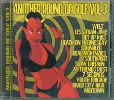 Another Round Of Golf Vol. 3 - Less Than Jake/Welt/The Get Up Kids Cd Ottimo