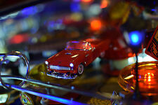 Twilight Zone Pinball Machine Lighted 55 T-Bird Mod