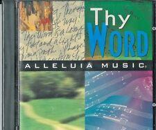 Thy Word - Alleluia Music (CD, New)