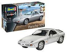 Porsche 928, Revell Auto Modell Bausatz 1:16, Art. 07656