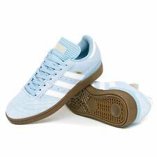 Adidas Originals Busenitz Shoes Ash Grey Soft Suede Trainers - Size 13.5 UK