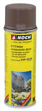 Plus 61173 Spray acrylique mat, brun 200 ml ( 100ml= #NEUF