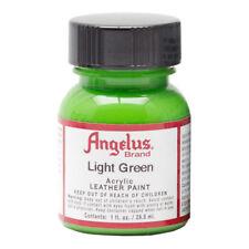 Angelus Leather Paint 1 Oz Light Green
