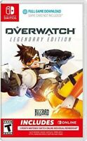 Overwatch Legendary Edition for Nintendo Switch [New Video Game]