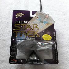 More details for johnny lightning legends of star trek model - future uss enterprise