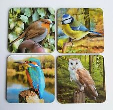 Bird Coasters Set of 4 The Leonardo Collection LP93167