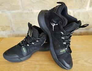 Size UK 7 - Jordan Jumpman 2020 Black Excellent condition Barely Worn