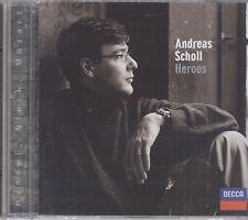 Andreas Scholl - Heroes / Norrington CD A29