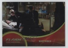 2017 Cryptozoic The Flash Season 2 Rainbow Foil 34 Bad Vibes Non-Sports Card 2o7