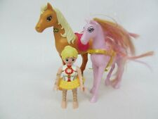 Playmobil Princess (and maybe non-matching?) Horses Toys
