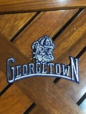 Georgetown Iron On Patch 5 1/2�