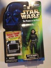 MORTE NERA Trooper Star Wars Potere della Forza (Freeze Frame) Green card
