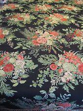 April Cornell Tablecloth Merry NWT 100% Cotton Multi Color 60 x 108 inches