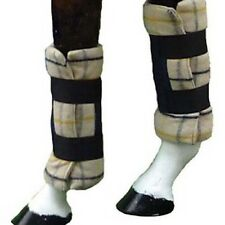 Kersey Wool Horse Charinga  Float Boots Thick & Cosy Set Of Four ~ One Size
