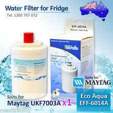ECO PURE EFF-6014A REPLACEMENT FOR Amana Maytag UKF7003AXX Fridge Water Filter