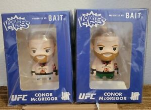 Undefeated x Kokies x BAIT UFC Conor McGregor - WHITE & GREEN Shorts TOY SET