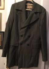 scotch and soda jacket Mens Sz Large Double Breasted N w/o Tags MSR $349