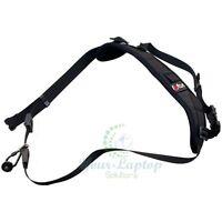 New Quick Rapid Shoulder Sling Belt Neck Strap For Camera DSLR SLR Black
