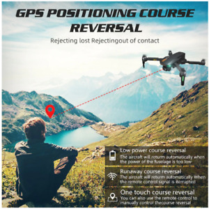 GD91 MAX drone 6k gps 5g wifi 3 axis gimbal camera brushless motor TF card rc di