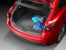 2014 - 2017 Mazda3 Genuine OEM Cargo Tray Liner Black : Fits 5 door models ONLY