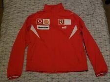 New listing Men's PUMA Scuderia Ferrari Jacket Size Medium Team Formula 1