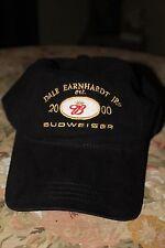 Chase Authentics Dale Earnhardt Jr 2000 Vintage Budweiser Black adjustable hat
