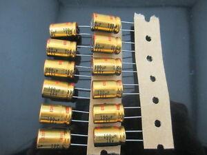 20pcs Panasonic M series 100mfd 16v 100uf 10x16mm audio electrolytic capacitor