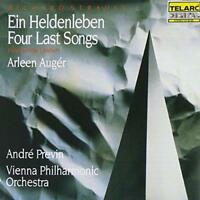 R Strauss: Ein Heldenleben/Four Last Songs - Vienna Phil Orch/Previn (NEW CD)