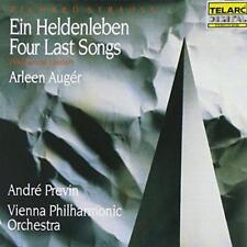 R Strauss: Ein Heldenleben/Four Last Songs - Vienna Phil Orch/Previn (NEW CD)