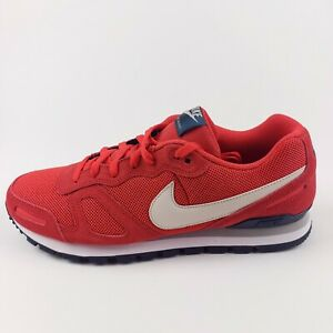 NIKE AIR WAFFLE TRAINER Training Shoes Sneakers 429628 602 Crimson Red Size 13