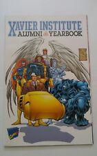 Xavier Institute Alumni Yearbook (1996) #1 Marvel Comics RARE Comic Book VF/NM