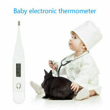 Oral Electronic Thermometer Digital Lcd Homeuse Baby Adult Body Temperature Safe