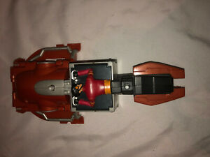 Generator Rex Action Figure Transforming
