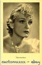 Postcard - Camilla Horn - Cinema Attrice - Actress Movie Star - CH002