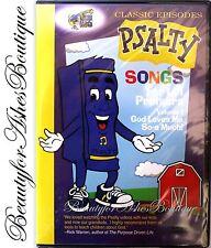 Psalty the Singing Songbook Singalong Fun Songs For Li'l Praisers Volume 1 DVD